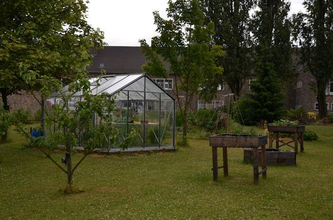 SIS - Atelier jardin